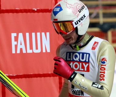 Freitag wygrał kwalifikacje na dużej skoczni w Falun