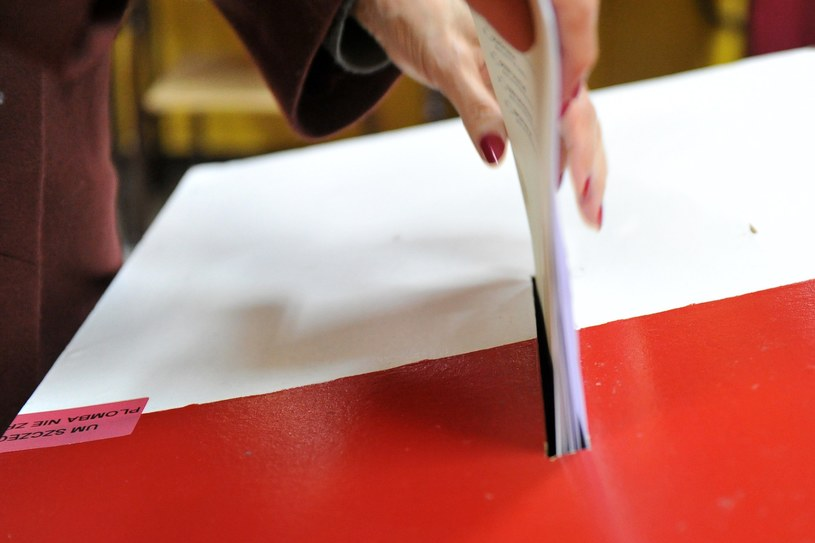 Frekwencja była mniejsza niż 30 proc., co oznacza, że referendum jest nieważne /Łukasz Szełemej /East News