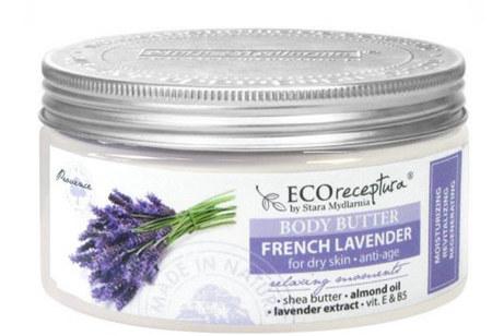 French Lavender masło do ciała /materiały prasowe