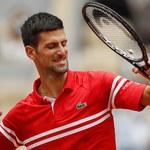 French Open. Djokovic po raz 12. z rzędu w 1/8 finału