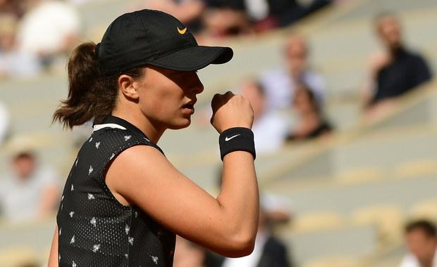 French Open: Iga Świątek przegrała z Simoną Halep