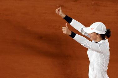 French Open: Iga Świątek w półfinale debla