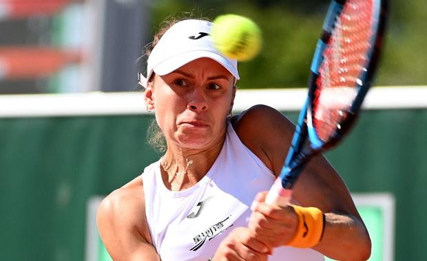 French Open - Magda Linette awansowała do drugiej rundy