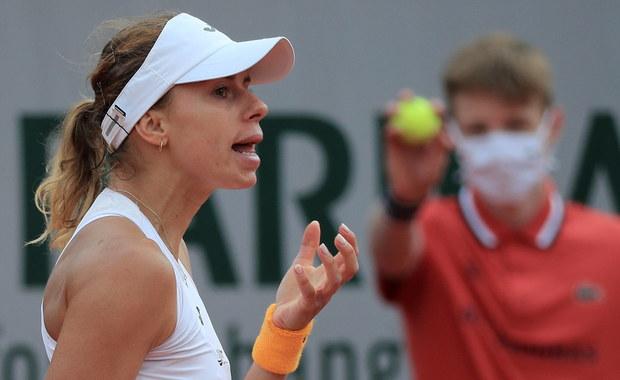 French Open. Półfinałowa porażka Linette i Pery w deblu