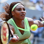 French Open: Serena Williams odpadła w 1/8 finału