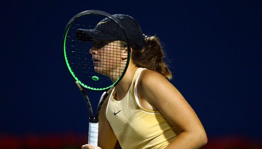 French Open. Świątek na otwarcie zagra z Vondrousovą, Linette z Fernandez