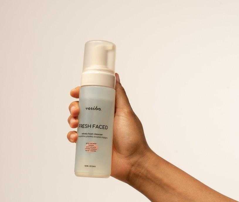 Fresh Faced to produkt, który został stworzony na bazie naturalnej, niezwykle delikatnej i skutecznej formuły /materiały prasowe