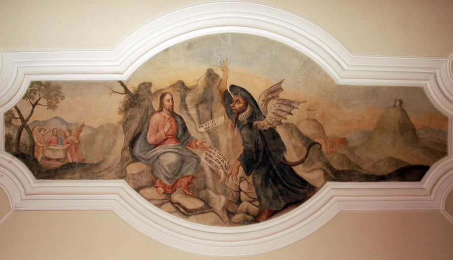 Fresk po pracach konserwatorskich /Urząd Miasta w Poznaniu /Materiały prasowe