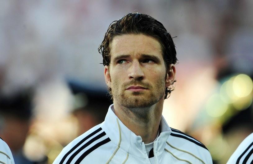 Friedrich podczas jednego z ostatnich występów w reprezentacji Niemiec /AFP