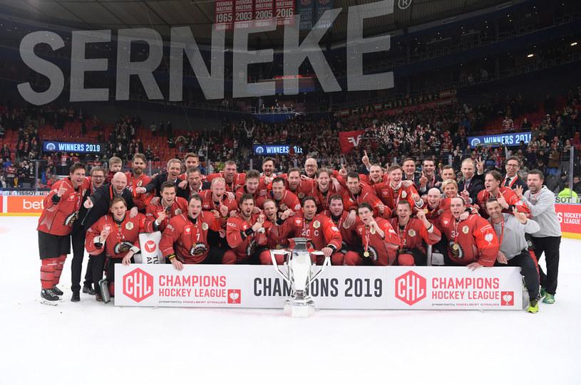 Frölunda Göteborg wygrała ostatnią edycję hokejowej Ligi Mistrzów /Getty Images