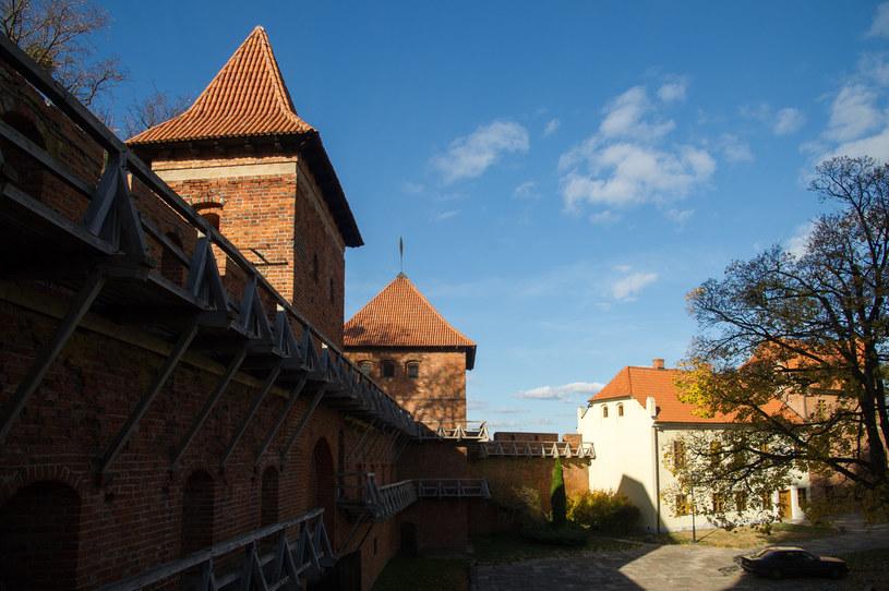Frombork, wzgórze katedralne /Wojciech Stróżyk /Reporter