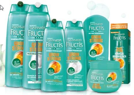 Fructis Grow Strong /Styl.pl/materiały prasowe