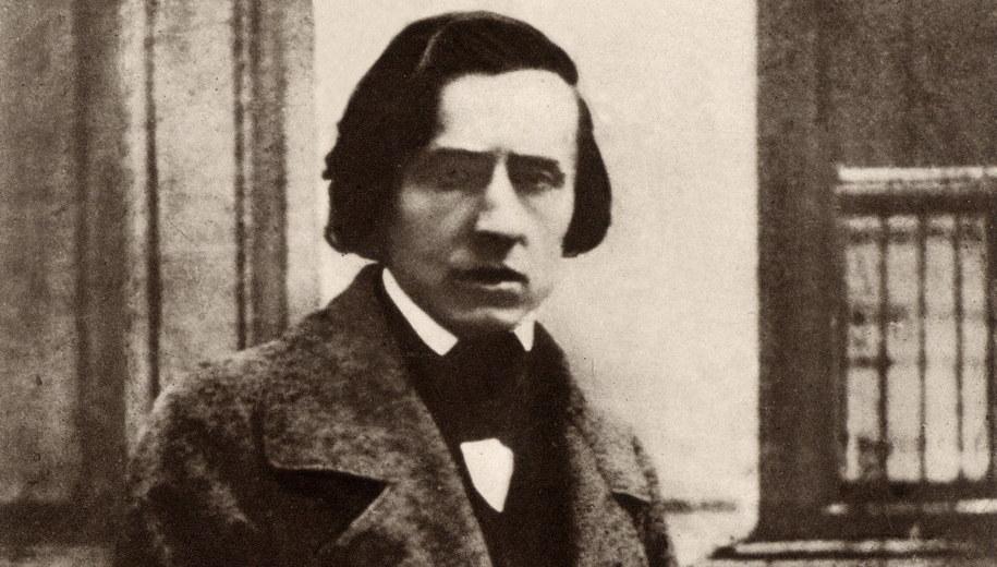 Fryderyk Chopin /DPA /PAP