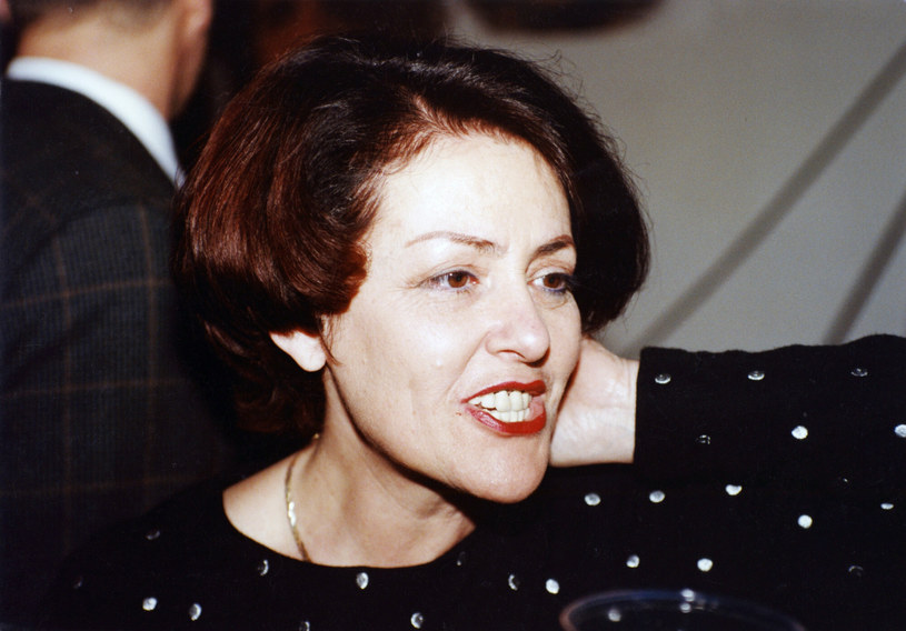 Fryderyka Elkana, 1989 rok /Zenon Zyburtowicz /East News