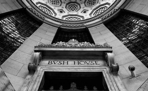 Frymografia: Wystawa fotografii w Bush House - dawnej siedzibie BBC World Service w Londynie