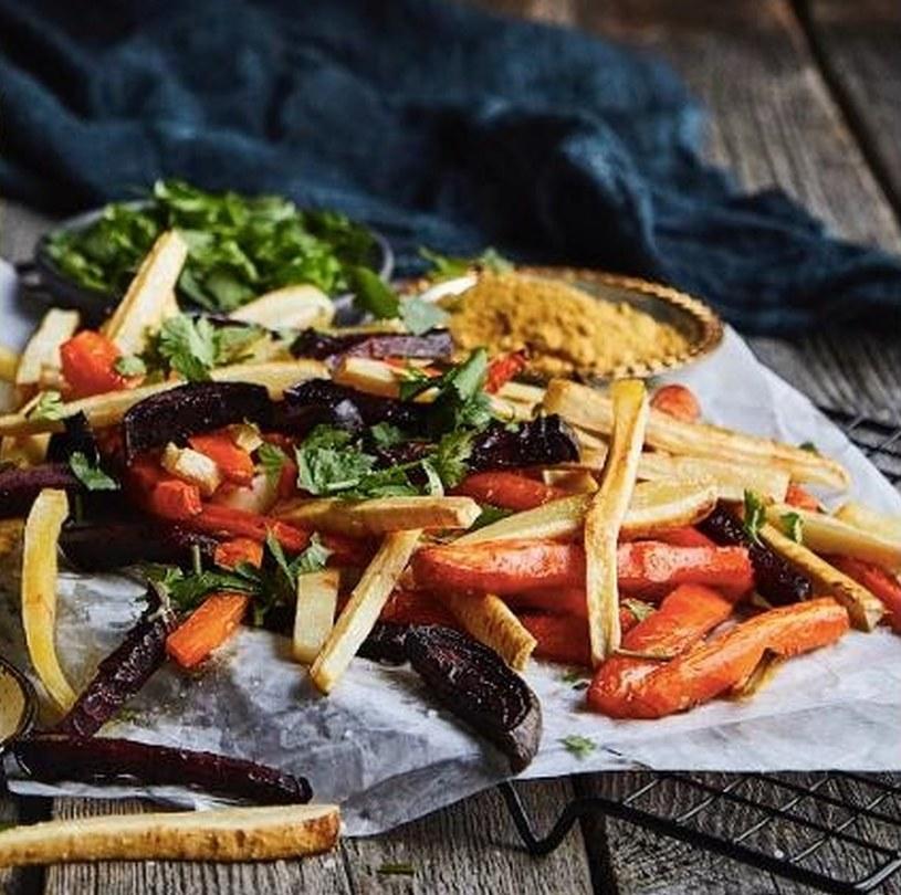 Frytki warzywne /materiały prasowe