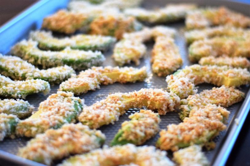 frytki z awokado przepis /© Photogenica