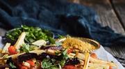 Frytki z warzyw korzeniowych z curry