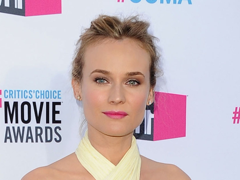 Fryzura Diane Kruger /Getty Images