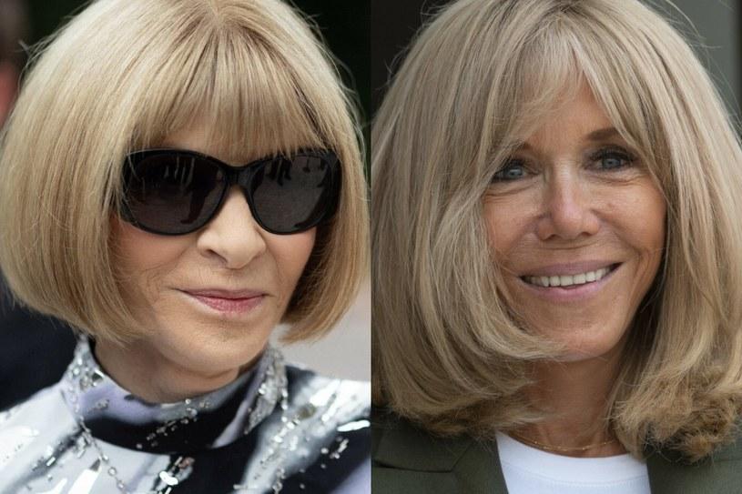 Fryzurę w stylu boba od lat noszą ikony stylu jak Anna Wintour czy Brigitte Macron. To ponadczasowe uczesanie pasuje kobietom niemal w każdym wieku /East News