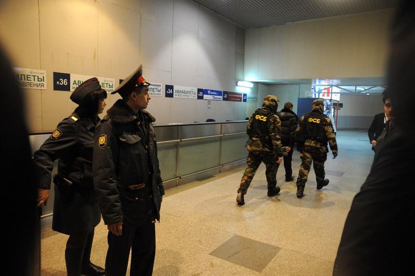 FSB, zdj. ilustracyjne /Andrey Smirnov /East News