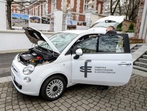 FSE 01. Elektryczna nowość z Polski