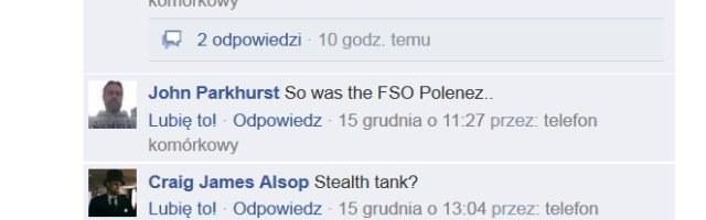FSO ma kiepskie notowania na świecie /Facebook /INTERIA.PL