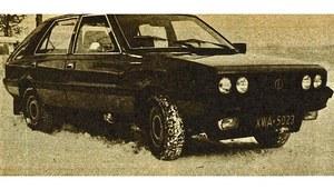 FSO Polonez model '86