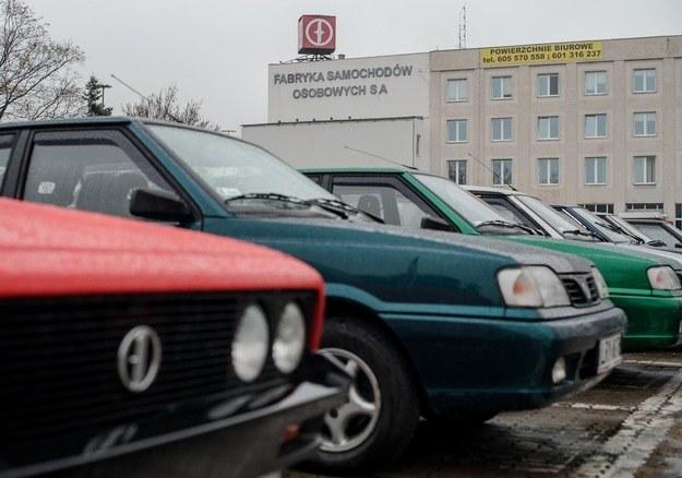 FSO Polonez /Rafał Oleksiewicz /Reporter