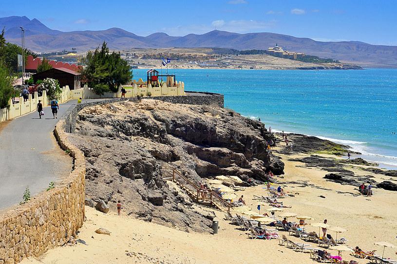 Fuerteventura jest wyspą mało zaludnioną, dziewiczą i nieskażoną silną interwencją człowieka /123RF/PICSEL