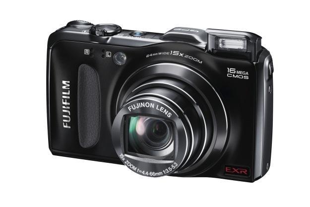 Fujifilm FinePix F600EXR /materiały prasowe