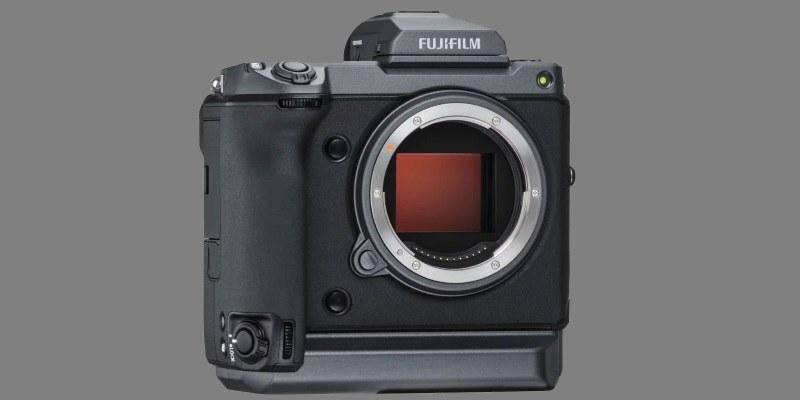 Fujifilm GFX100 /materiały prasowe