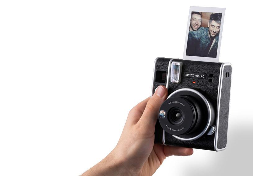 Fujifilm Instax Mini 40 /materiały prasowe