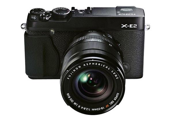 Fujifilm X-E2 /materiały prasowe