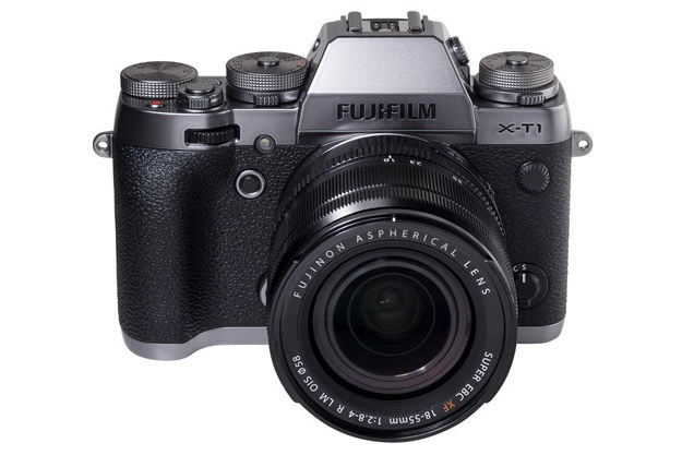 Fujifilm X-T1 Graphite Silver Edition /materiały prasowe