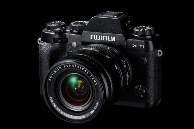 Fujifilm X-T1 /materiały prasowe