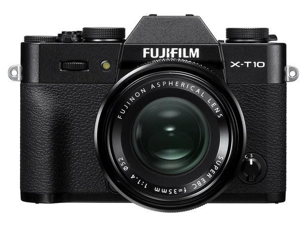 Fujifilm X-T10 /materiały prasowe