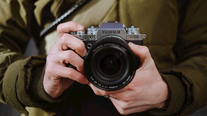 Fujifilm XT-4 /materiały prasowe