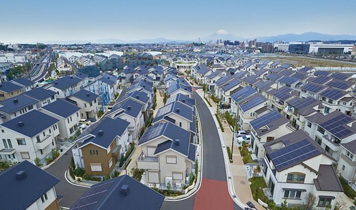Fujisawa Sustainable Smart Town blisko Tokio /materiały prasowe