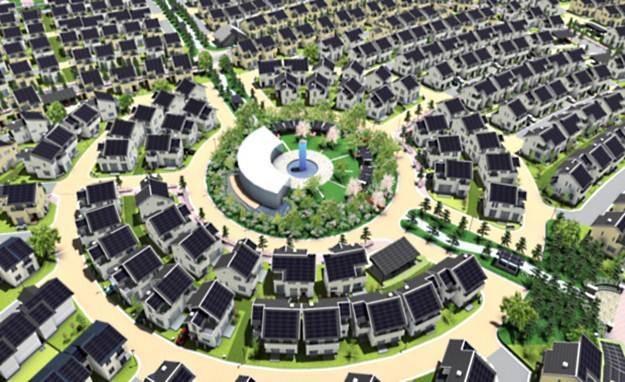 Fujisawa Sustainable Smart Town - to będzie ekologiczne miasto przyszłości /materiały prasowe