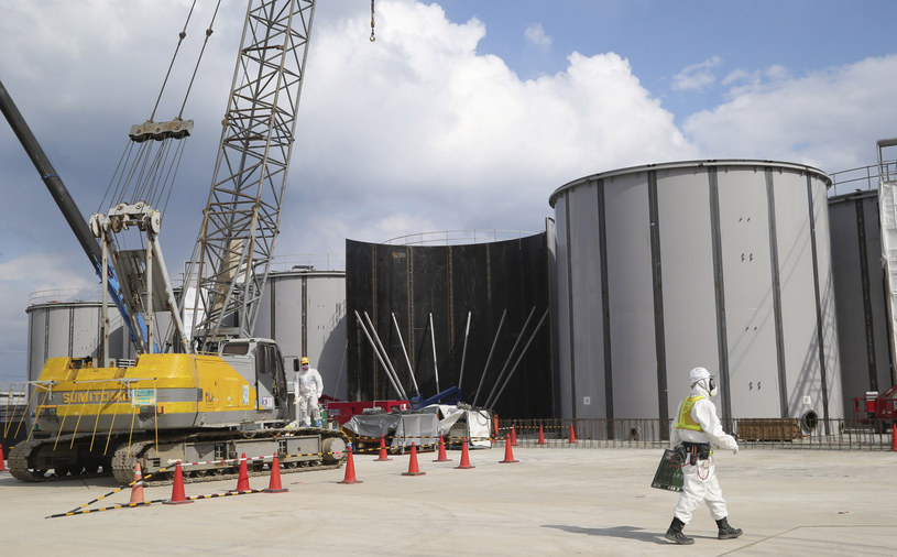 Fukushima Daiichi /AFP