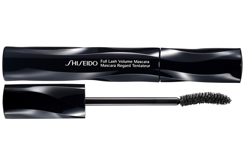Full Lash Volume Mascara, Shiseido /materiały prasowe