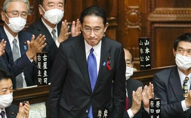 Fumio Kishida /KIMIMASA MAYAMA /PAP/EPA