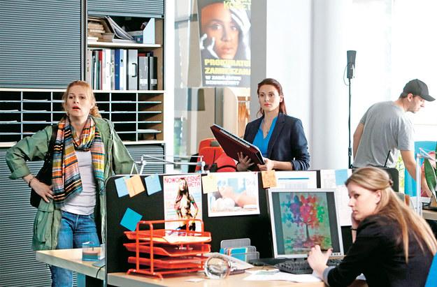 Fundacja Marty zajmie się problemami kobiet, które padły ofiarą przestępców /Grzegorz Dymarski /Tele Tydzień
