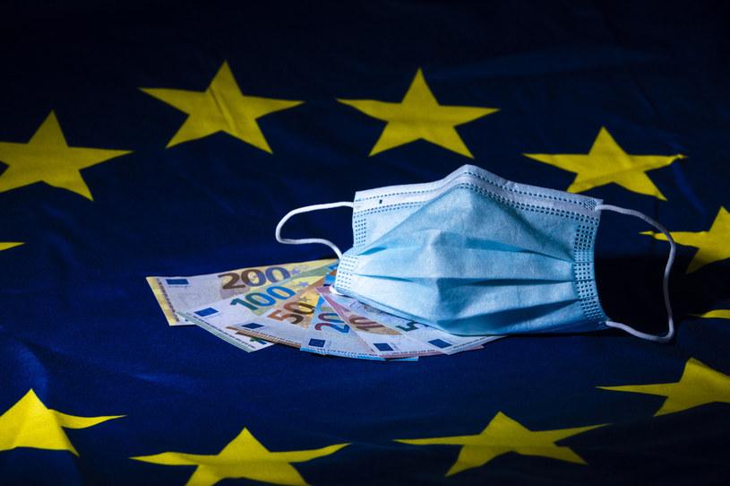 Fundusz Odbudowy składa się z 500 mld euro dotacji i 250 mld tanich pożyczek /123RF/PICSEL