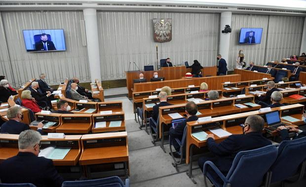 Fundusz Odbudowy w Senacie. Marszałek Grodzki podjął decyzję