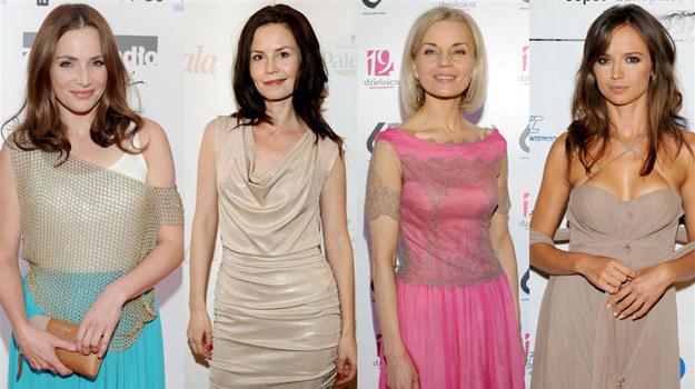 """Funkcję ambasadora IV """"Onko-Olimpiady"""" zgodziła się pełnić Anna Przybylska. Imprezę wspierają też inne gwiazdy – aktorzy, piosenkarze i sportowcy. /Agencja W. Impact"""