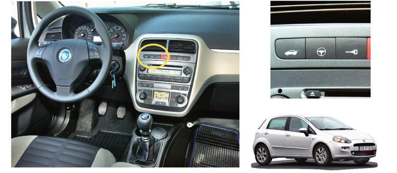 Funkcję CITY włącza się przyciskiem na konsoli środkowej z ikoną kierownicy. Wyłącza samoczynnie. /Motor