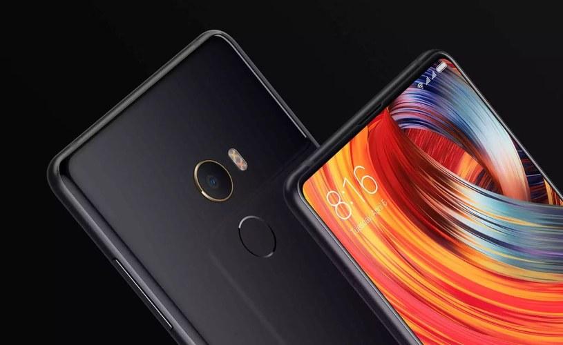 Funkcjonalność dostanie między innymi Xiaomi Mi Mix 2 /materiały prasowe