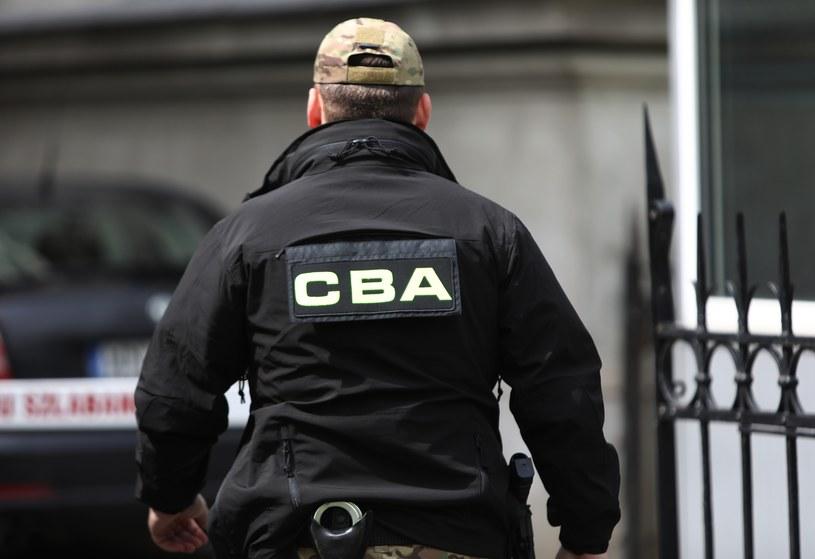 Funkcjonariusz CBA, zdjęcie ilustracyjne /Stanisław Kowalczuk /East News